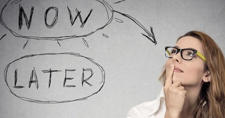 GRATIS WEBINAR: Helemaal klaar met uitstel gedrag?